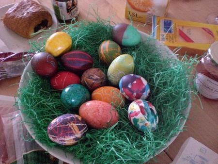 krasse Eier
