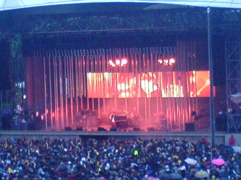 Radiohead live @ Berlin 8.7.08
